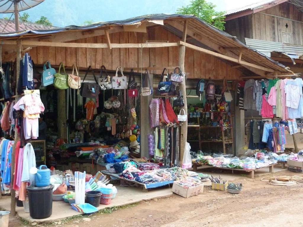Nong Khaiw mercantile