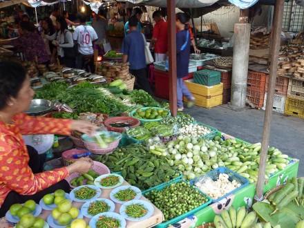 Thewet Market Bangkok