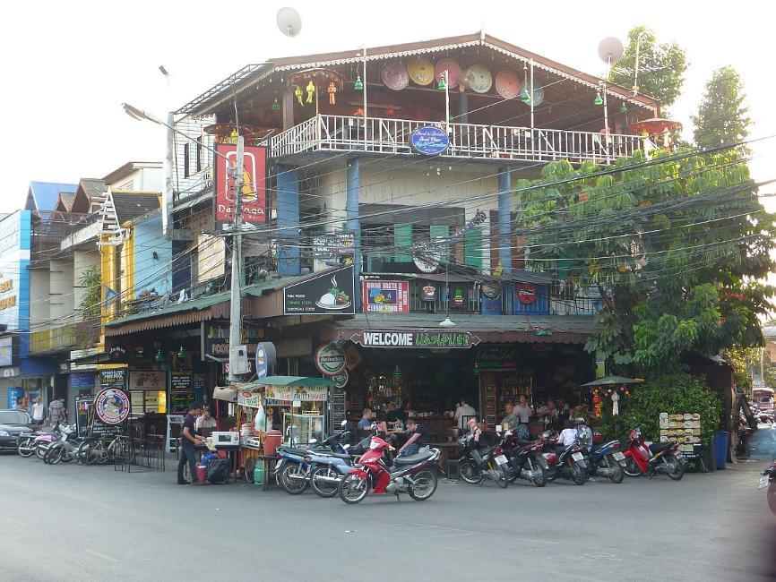 Near the Tha Phae Gate
