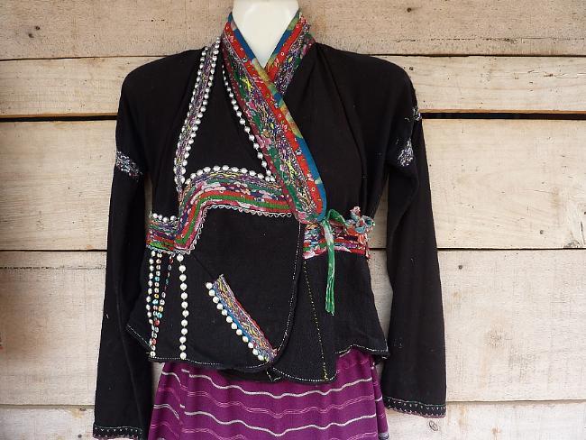 hilltribe textiles
