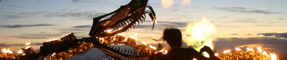 Serpent Mother at dawn 2006 IMG_0275