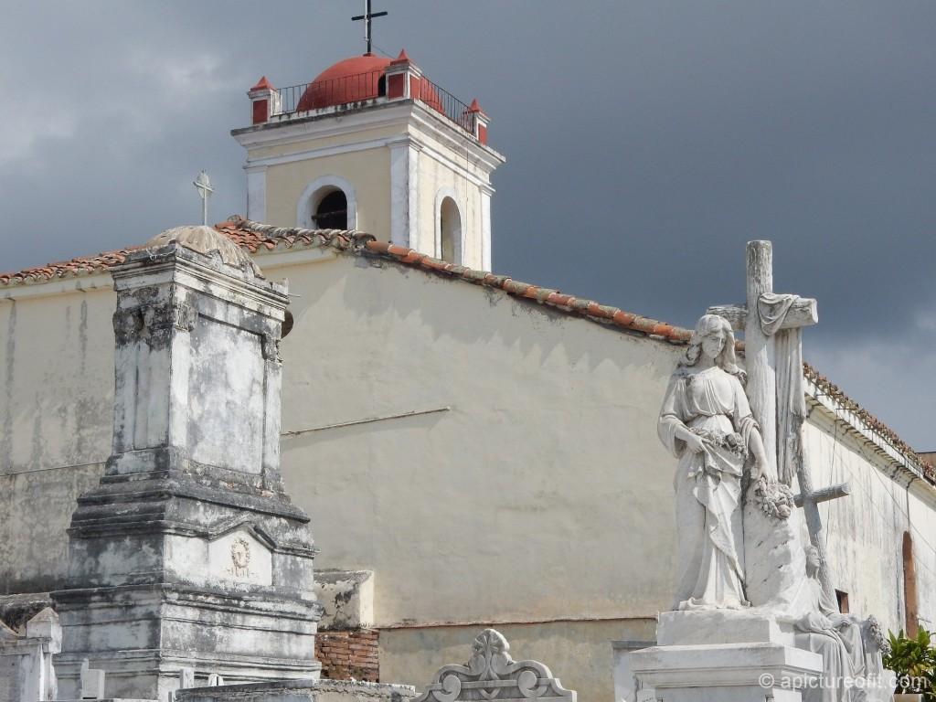 El Cementerio General de Camagüey