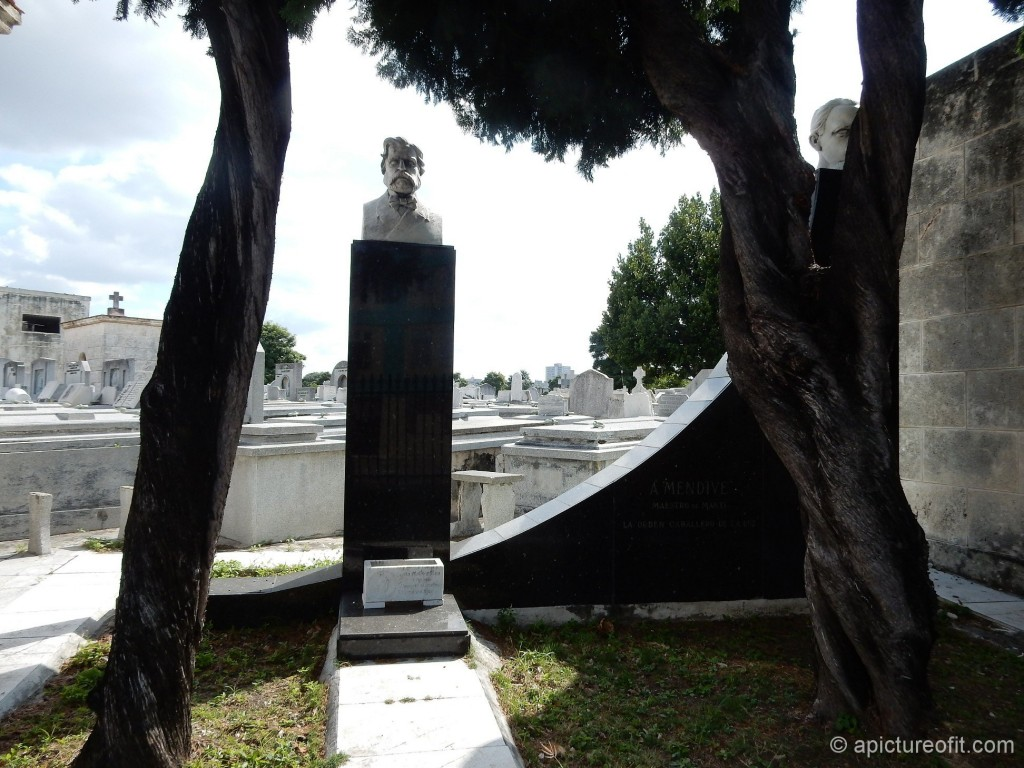 The cemetery is known for its architecture, sculpture, and history