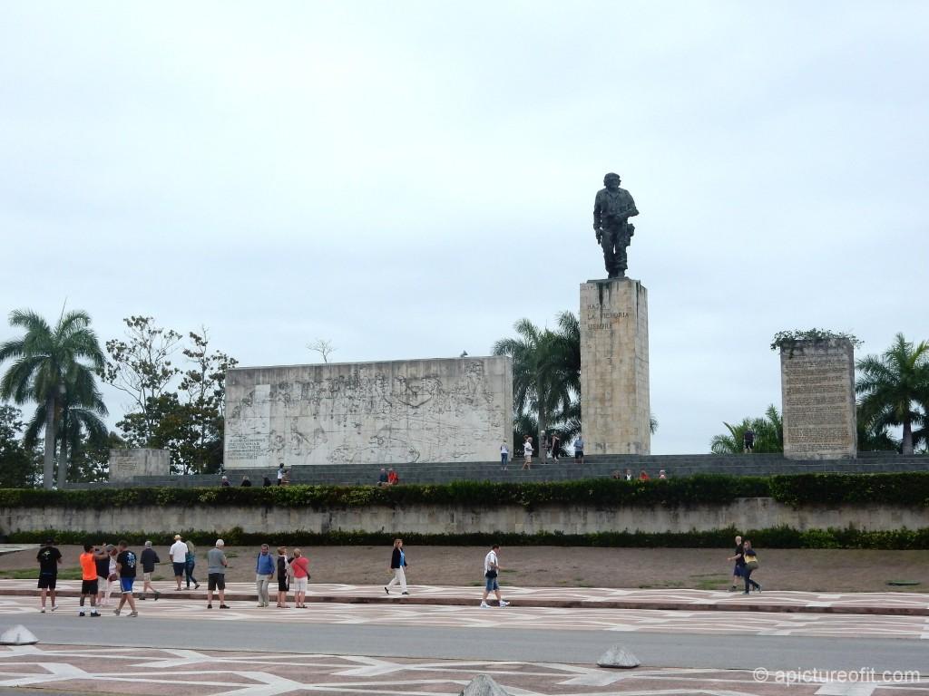 Ernesto Guevara Sculptural Complex