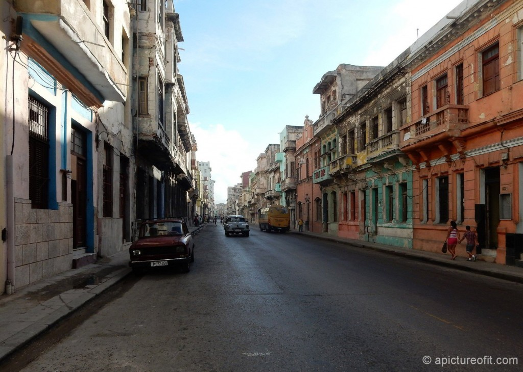Habana Centro - colorful, dilapidated, mysterious